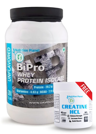 BiPro - Whey Protein Isolate