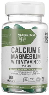 Calcium and Magnesium with Vitamin D3