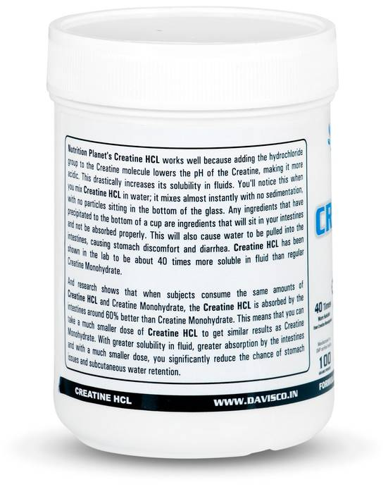 Hcl Supplement India