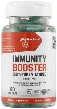 Immunity Booster - 100% Pure Vitamin C