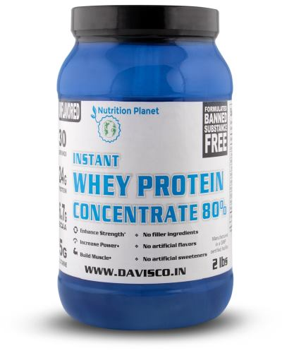 Instant Whey Protein Concentrate 80%