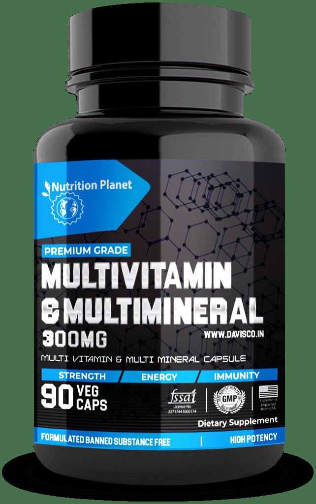 MultiVitamin & MultiMineral