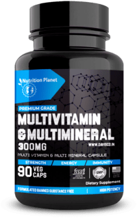 MultiVitamin & MultiMineral