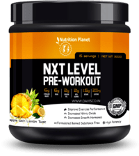 NXT Level Pre-Workout