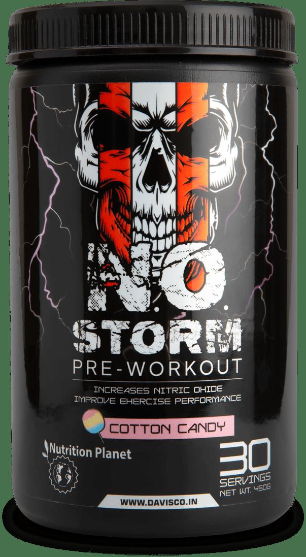 NO Storm Pre-Workout