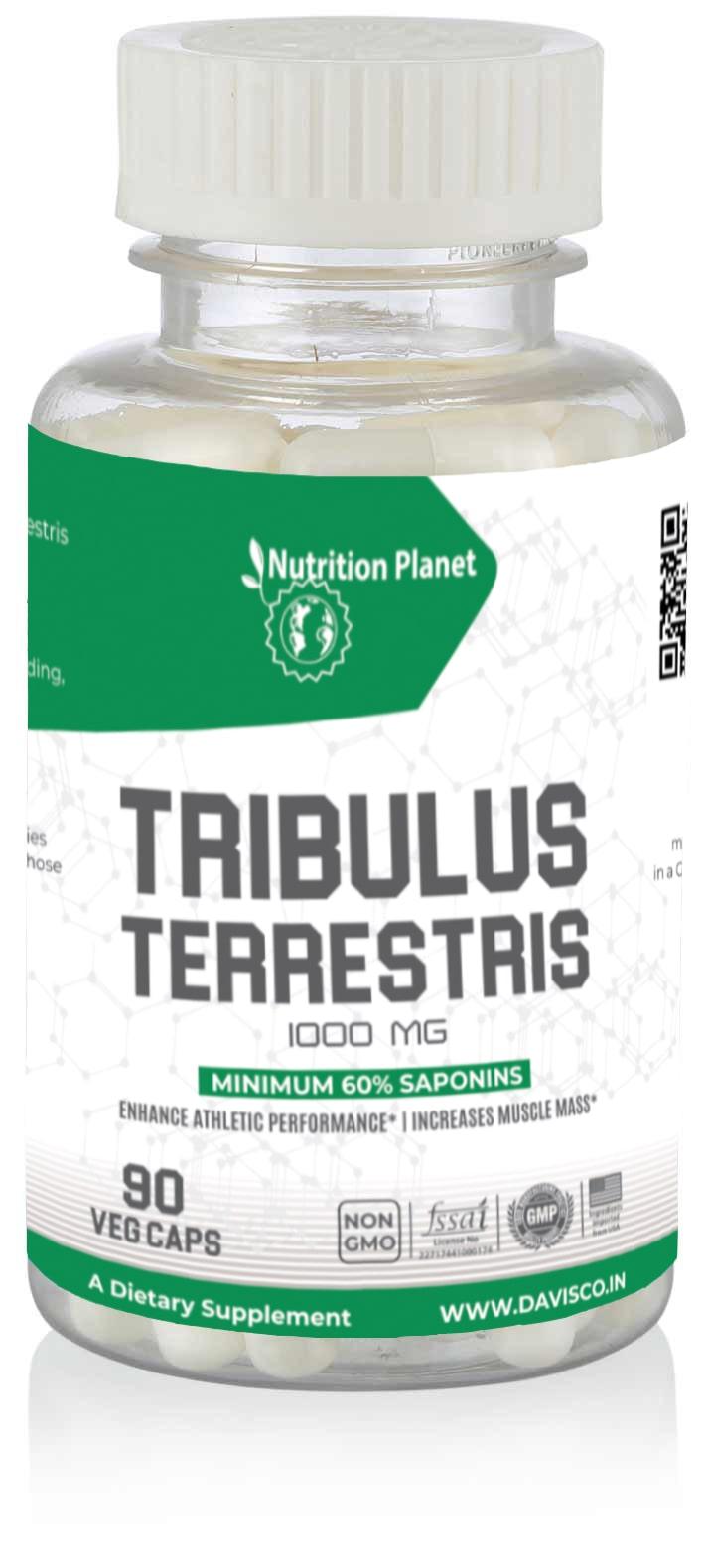 Tribulus Terrestris - Min. 60% Saponins