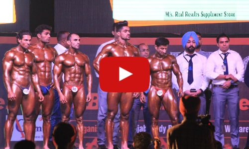 Wabba Bodybuilding & Fitness Model Championship of 2019