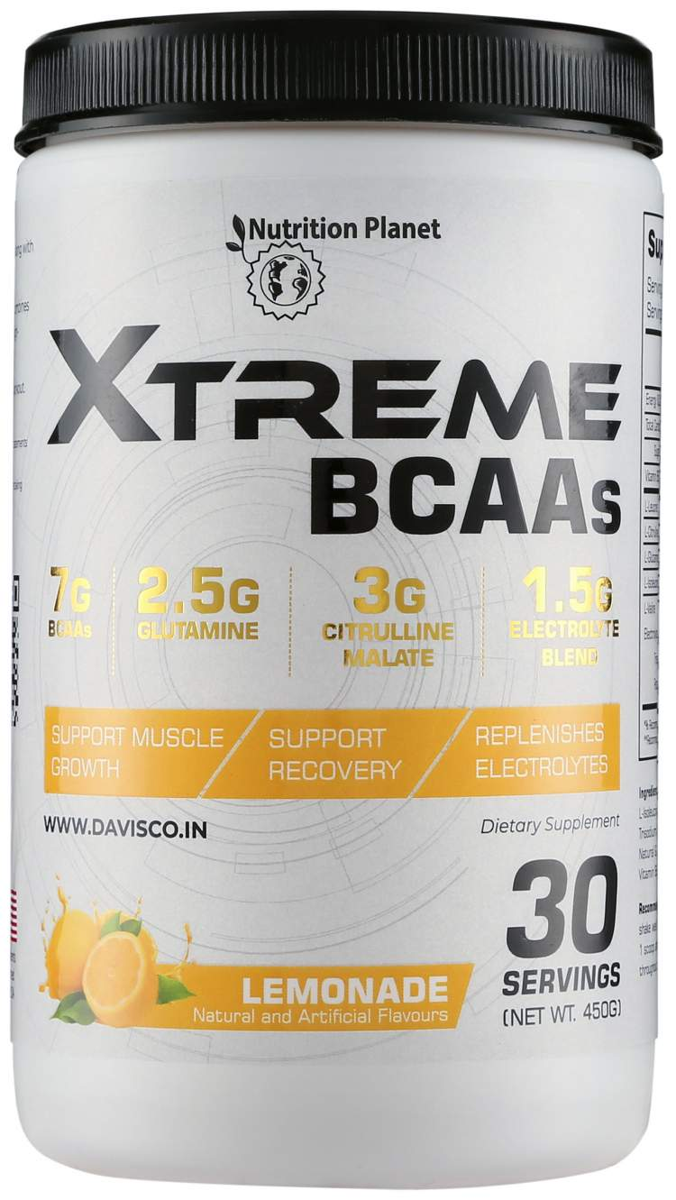 XTREME BCAAs